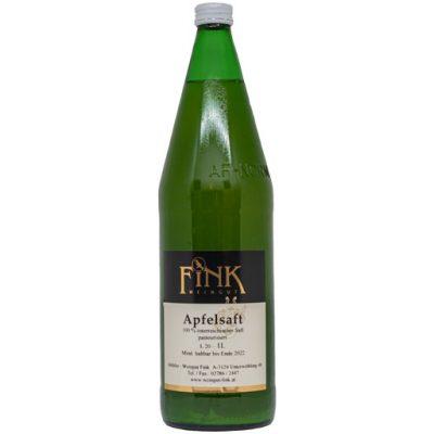 Weingut Fink - Apfelsaft