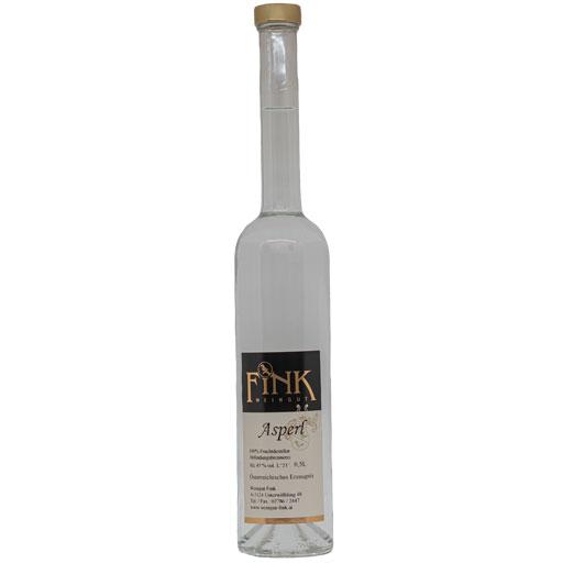 Weingut Fink - Edelbrand Asperl